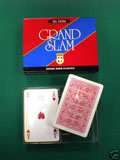 dal negro grand slam jumbo index marked cards