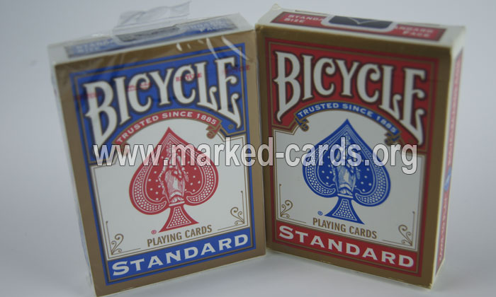 US Bicycle Marked Cards, US Series Marked Cards, Marked Cards