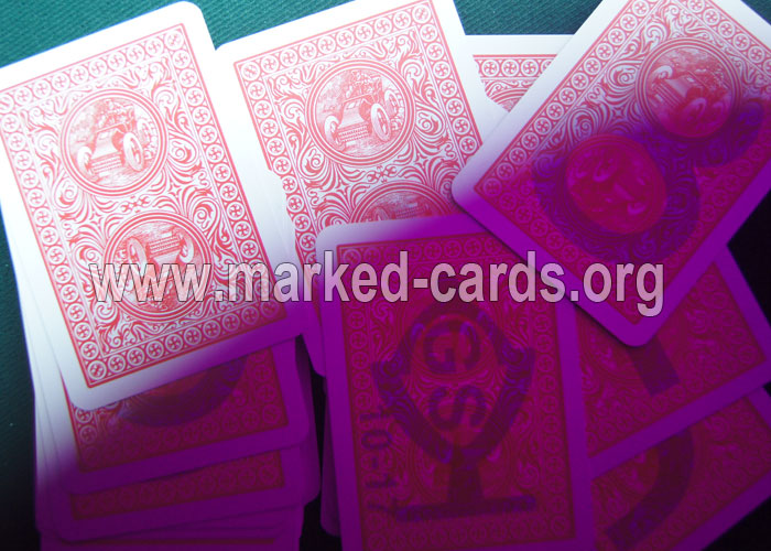 Modiano Bike Trophy Style Marked Cards, Modiano Marked Cards, Marked Cards