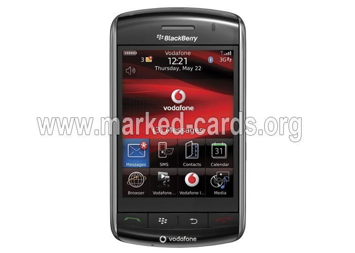 Blackberry Scanning Camera, Mobile Phone Scanning Camera, Scanning Camera, Marked Cards