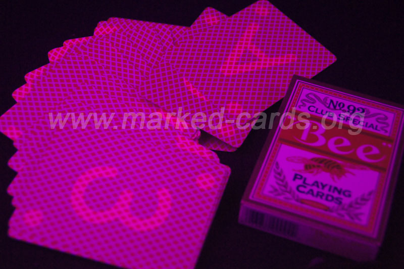 US Bee Marked Cards, US Series Marked Cards, Marked Cards